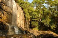Cascata (waterfall) Wideview