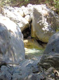 Samaria Canyon