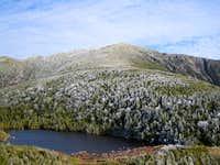 view from Greenleaf Hut