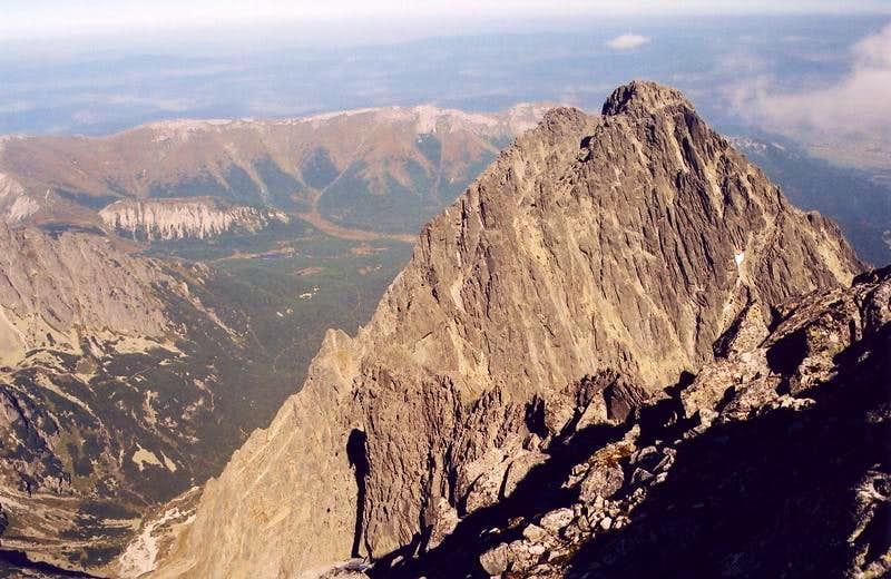 Kezmarsky Stit - High Tatras
