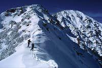 Mt. Baldy after a good winter...