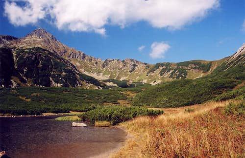 Dolina Bielych plies valley