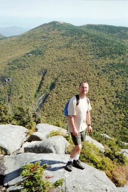 Rocky Peak Ridge as seen from...
