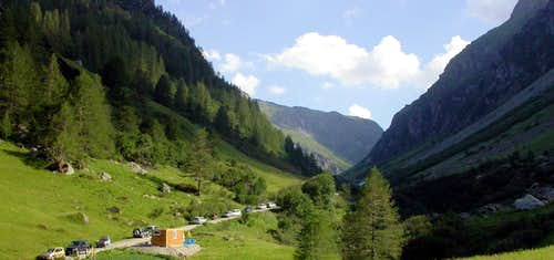 Alta Valgrisenche, verso il rifugio M. Bezzi