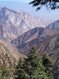 Canyon del Diablo