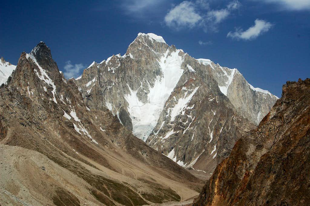 West Face of Khani Basa Sar (6441)