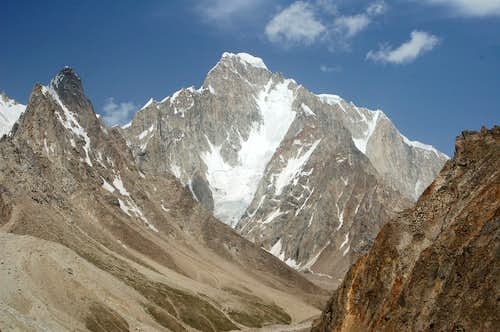 West Face of Khani Basa Sar (6441)
