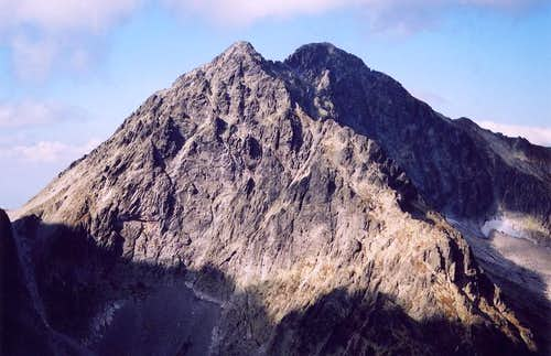 Ladovy Stit massif - High Tatras