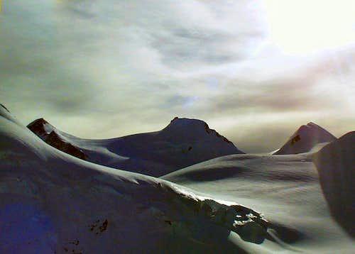 Three 4000m peaks