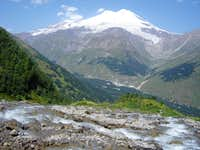 Elbrus And The Terskol Valley
