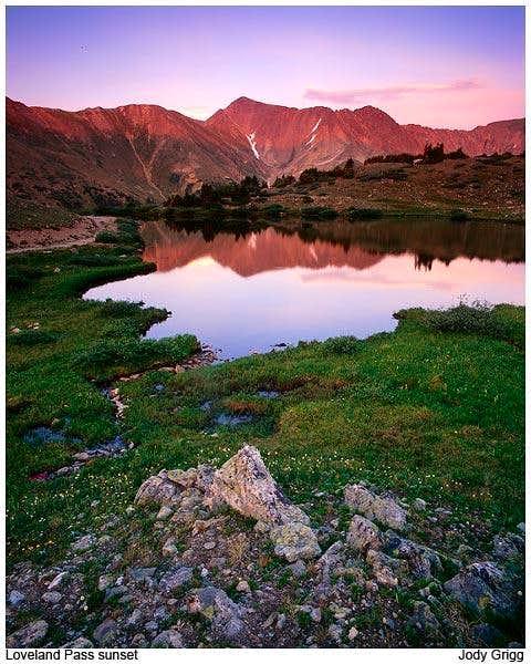 Grizzly Peak, Colorado.