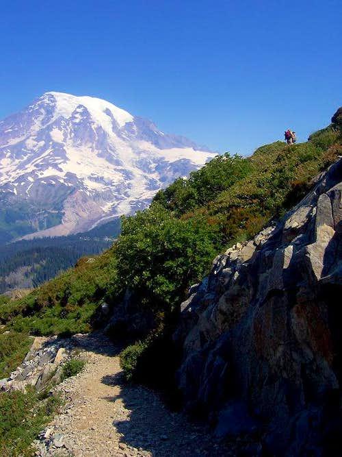 Pinnacle Saddle Trail