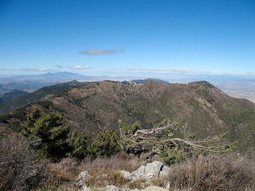 Carr Peak