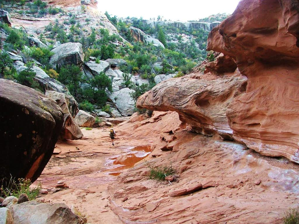 Kane Canyon