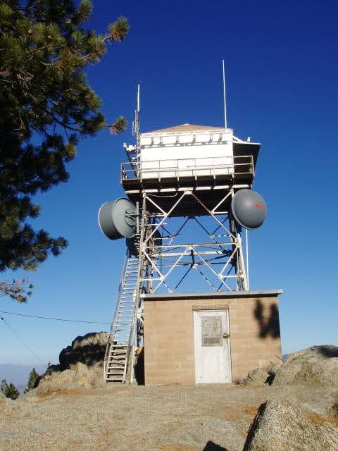 Breckenridge Fire Lookout