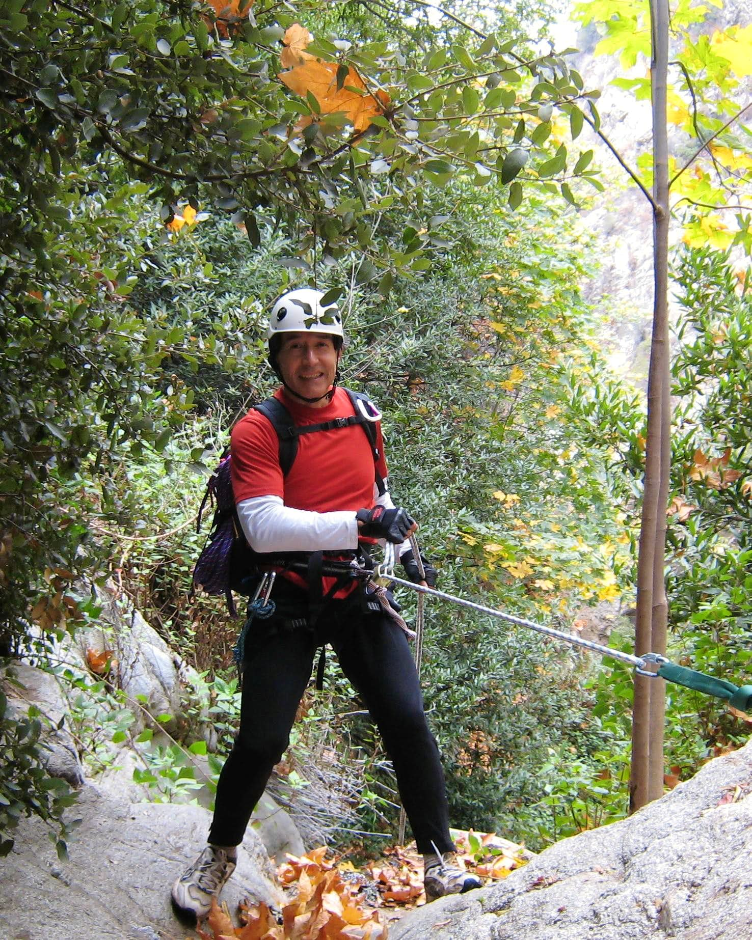 Brambles, Bees and Beauty: Canyoneering in the San Gabriel Mountains