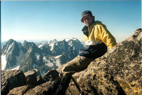 Summit of Gannett Peak