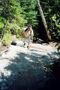 The Alfred B Weld trail...