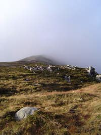 Errigal from the Bog