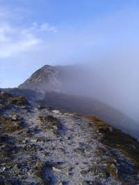 Errigal's East Ridge