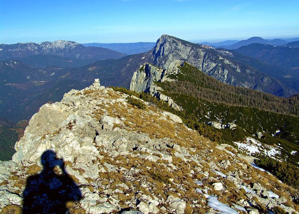 Veliki Vrh North-East Ridge