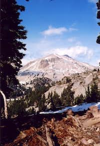 Lassen from SE, Oct 2001