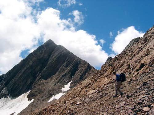 Descending from Twin Peaks...