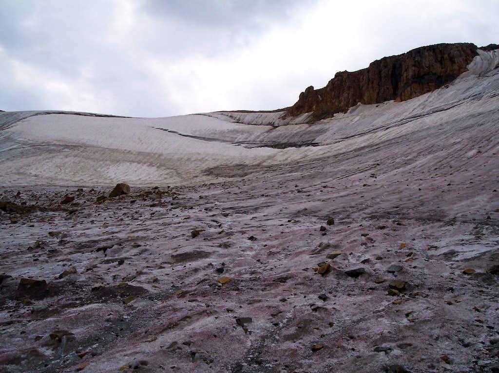 Peal Glacier