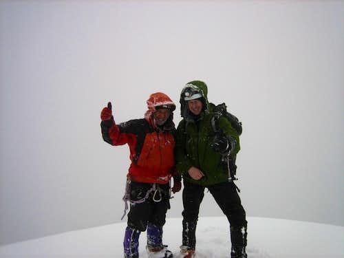 Cumbre Blanca!