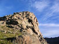 Tower on Bierstadt's East Ridge
