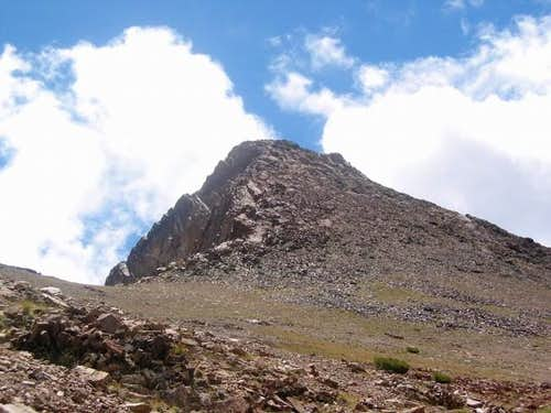 North Ridge of Virginia Peak,...