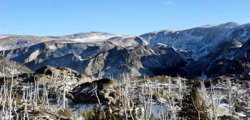 Beartooth Mts