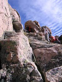 Class 3 section on the Sawtooth