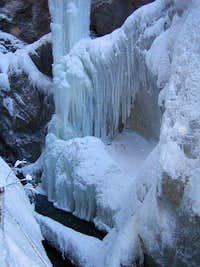 Partnachklamm Winter Wonderland