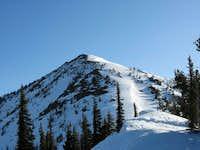 Earl Peak from South Ridge