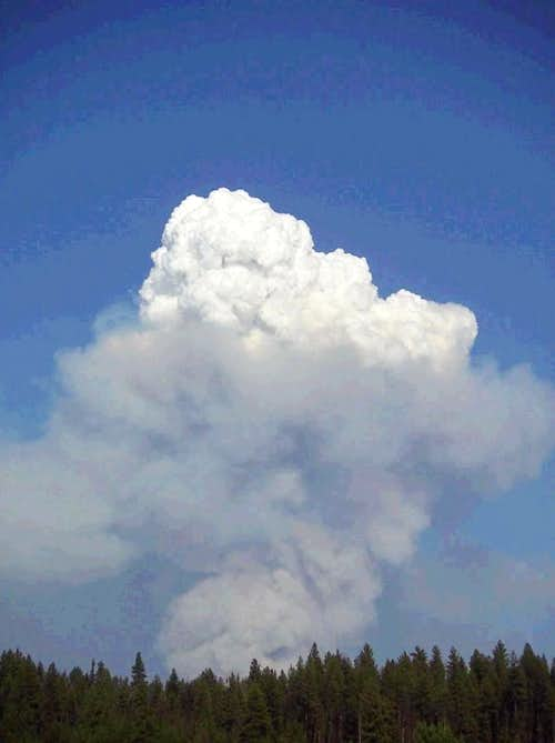 Natures Thermonuclear - Meadow Creek Fire