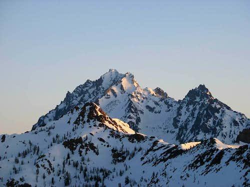 Mt. Stuart From Earl Peak