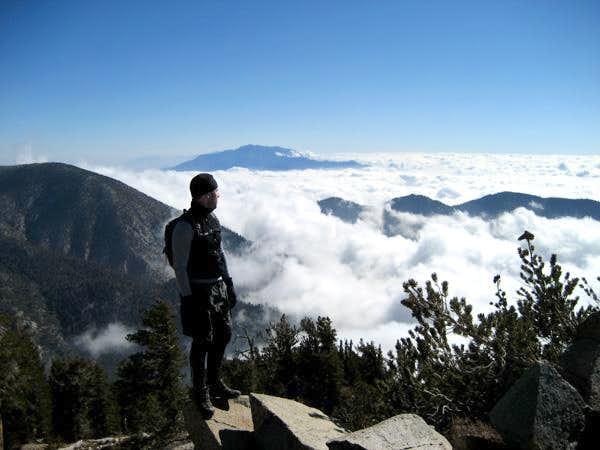 Summit: Anderson Peak
