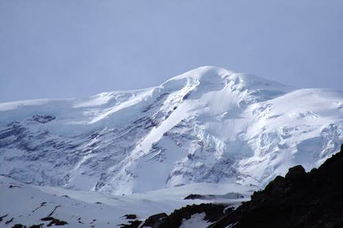 Rainier\'s Liberty Ridge
