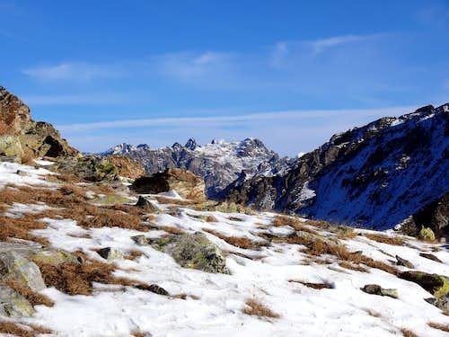 Il colle di Viou (2716 m)