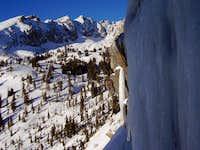 Cobb Peak Ice