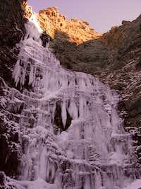 Malans Waterfall