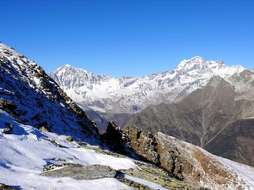 Il Mont Velan (3734 m) e...