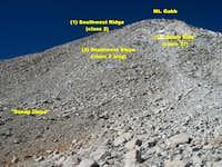 Mt. Gabb South Slope