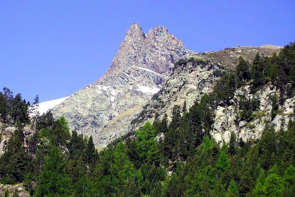 Il Monte Avic