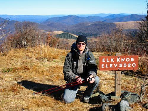 Elk Knob Trail