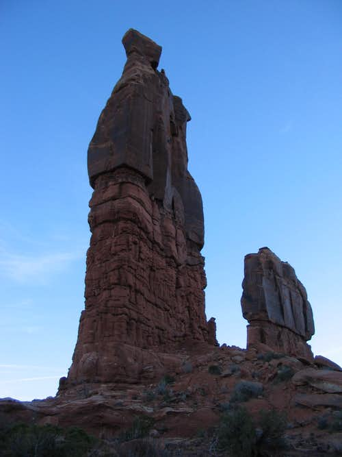Echo Pinnacle & Aeolian Tower