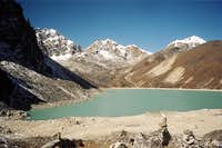 Gokyo 4th Lake