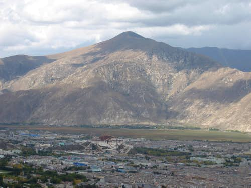 Gyaphelri and Potala
