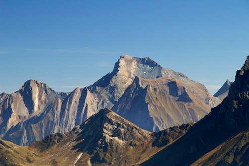 Felbe (2849m) and Grabspitze (3059m)